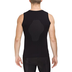 X-Bionic M's Invent Summerlight Shirt Sleeveless Black/Anthracite